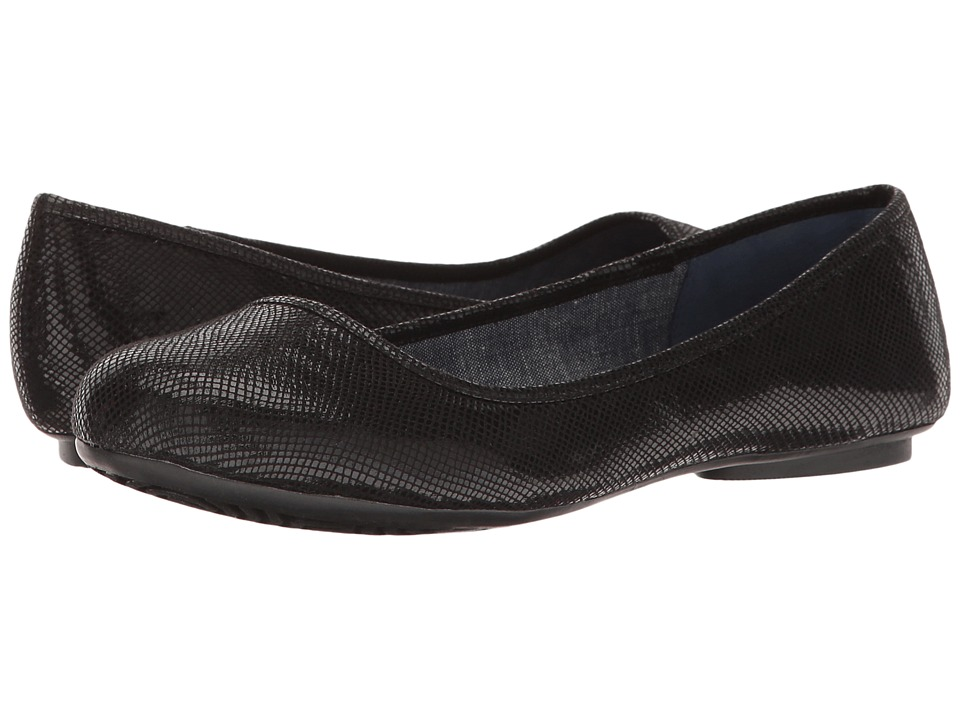 UPC 727684365507 product image for Dr. Scholl's - Friendly (Black Mini Snake) Women's Shoes | upcitemdb.com