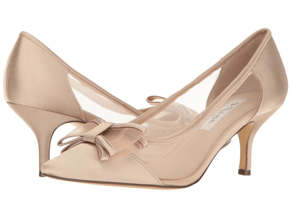 NinaBianca  (Champagne) Womens 1-2 inch heel Shoes