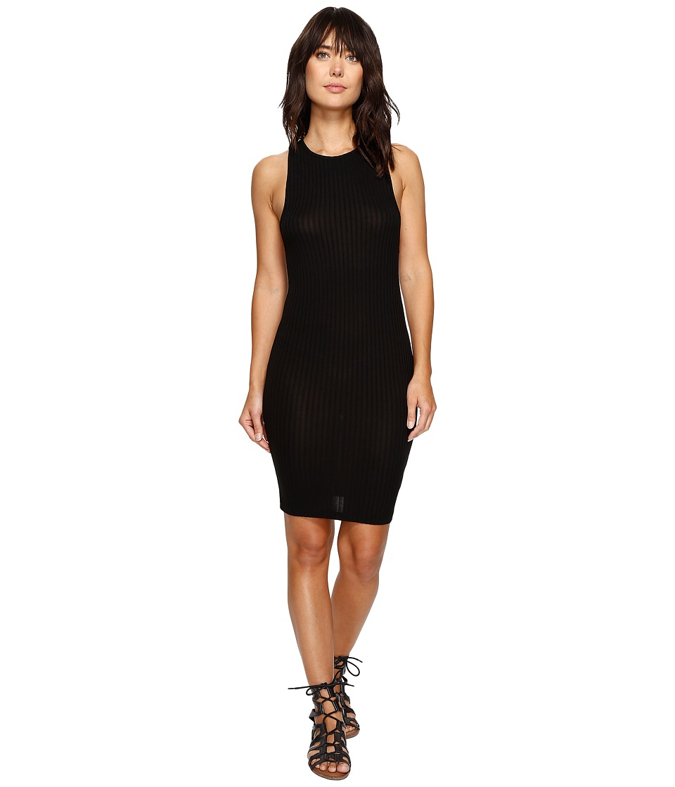 Rip Curl Jet Set Dress (Black) Women