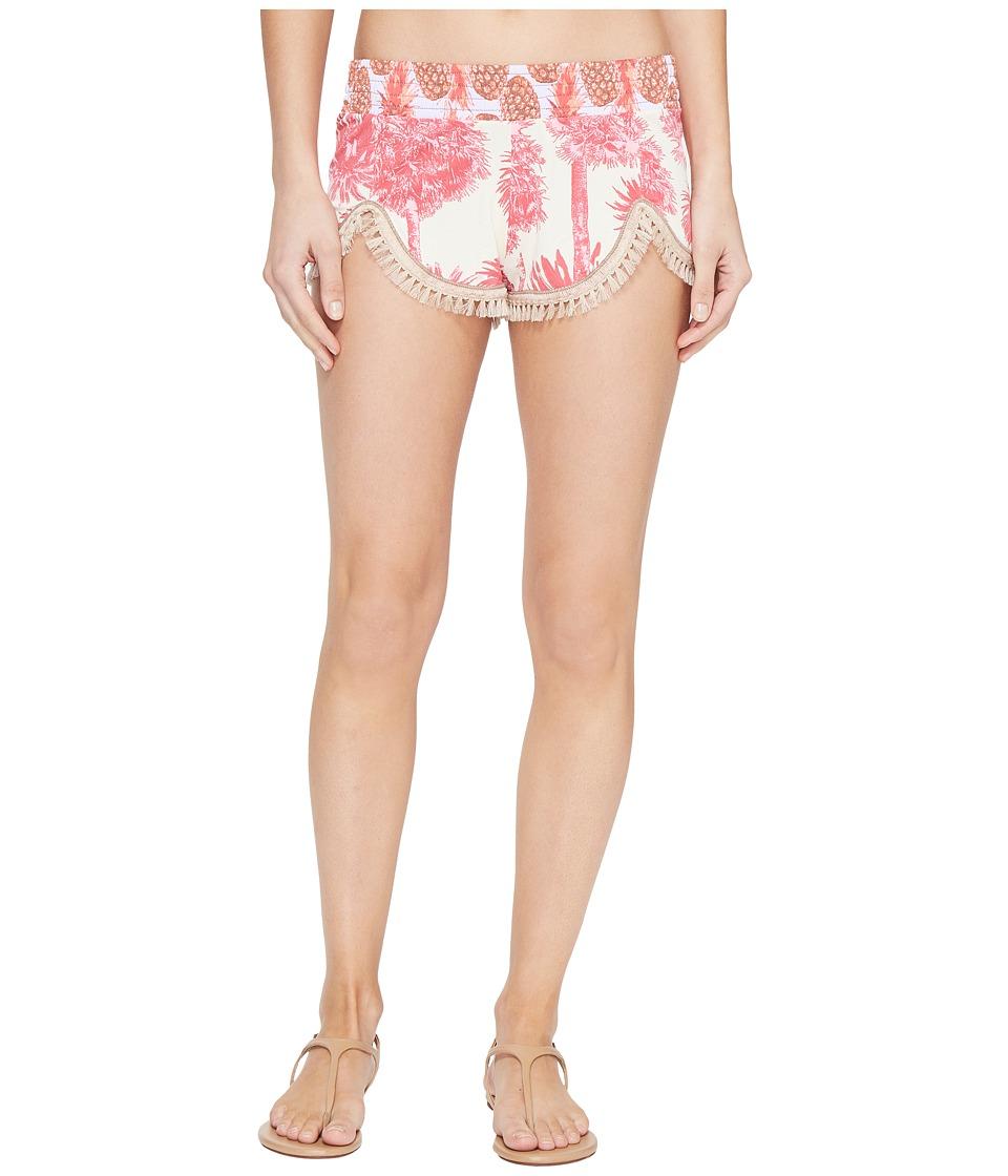 Maaji - Hollyhock Rose Shorts Cover-Up