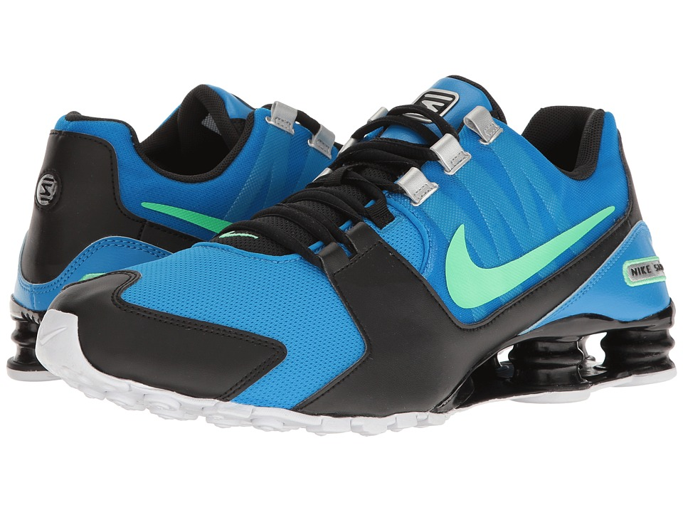 Nike Shox Avenue (Photo Blue/Electro Green/Black) Men