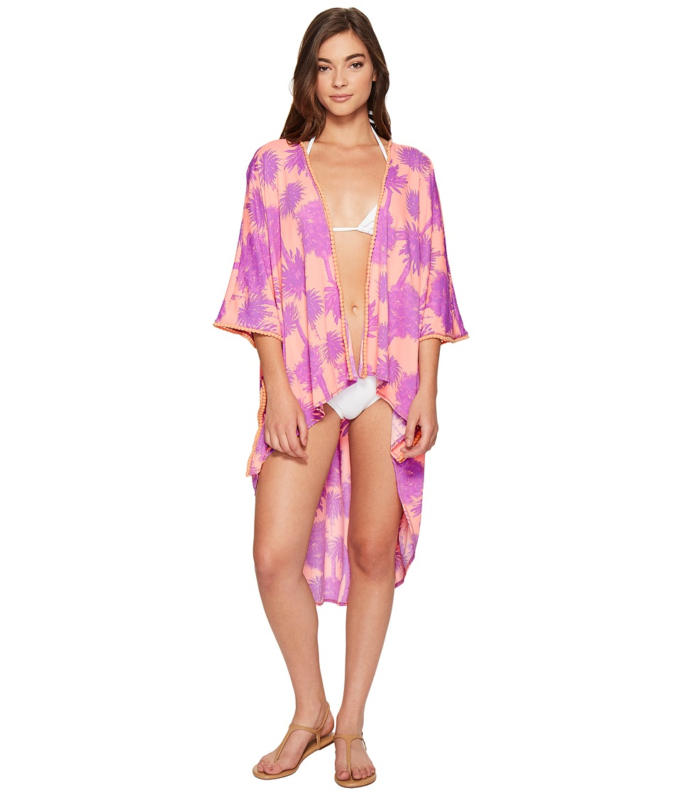 Maaji - Orange Slices Kimono Cover-Up