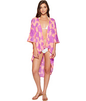 Maaji - Orange Slices Kimono Cover-Up