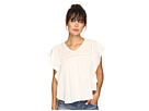 Lainey Woven Top