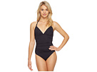 Knotty But Nice Halter Mio One-Piece