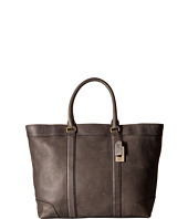 COACH - Bleecker Pebbled Leather Weekend Tote