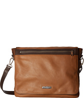 COACH - Thompson Leather Messenger Bag