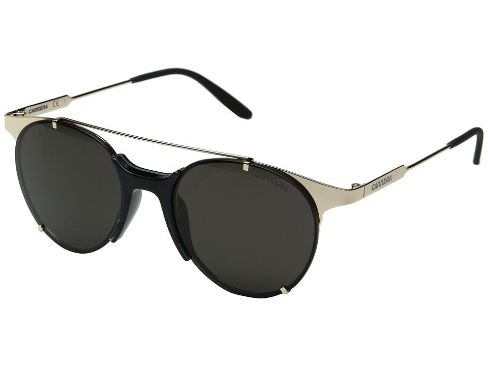 Carrera Carrera 128/S (Gold/Brown Grey) Fashion Sunglasses