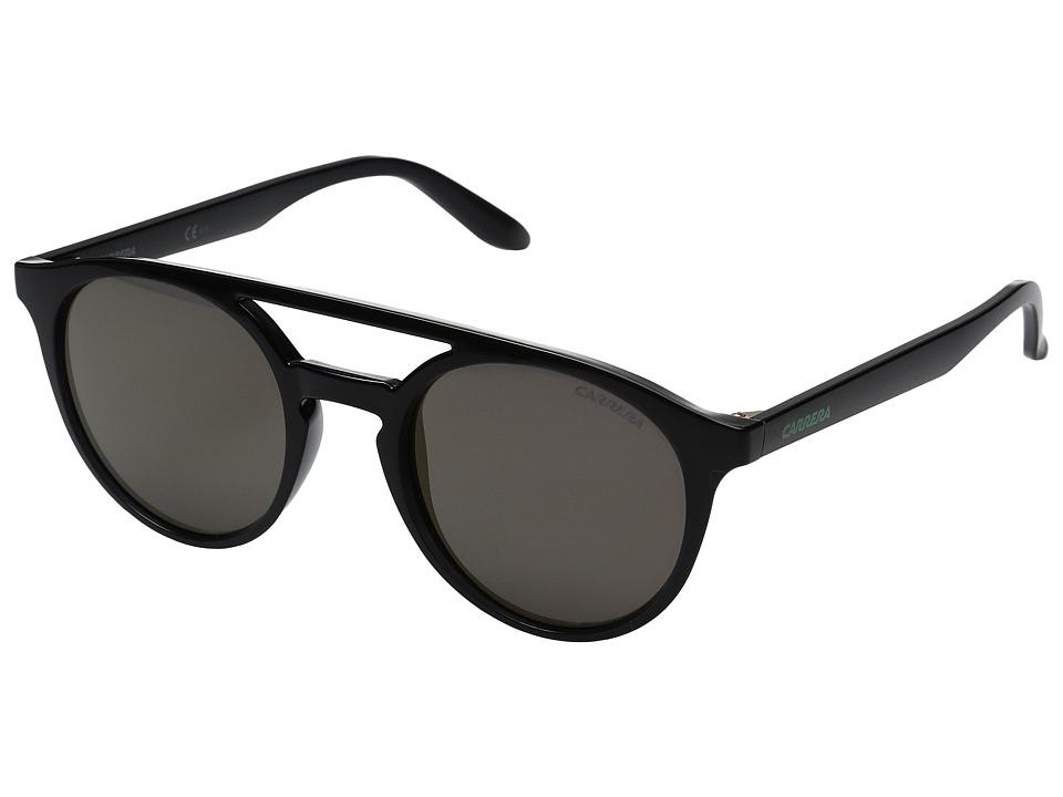 Carrera - Carrera 5037/S (Dark Grey/Gunmetal Mirror) Fashion Sunglasses