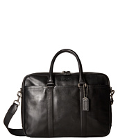 COACH - Hwl Embossed C Slim Brief Bag