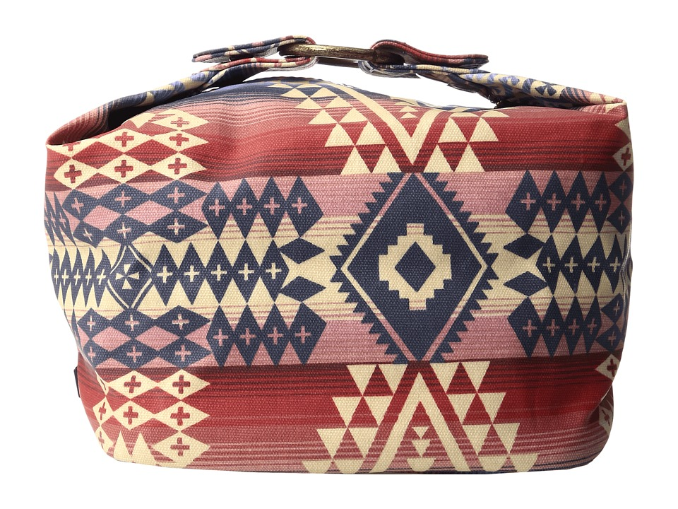Pendleton Canopy Canvas Square Cosmetic Case (Canyonlands) Cosmetic Case