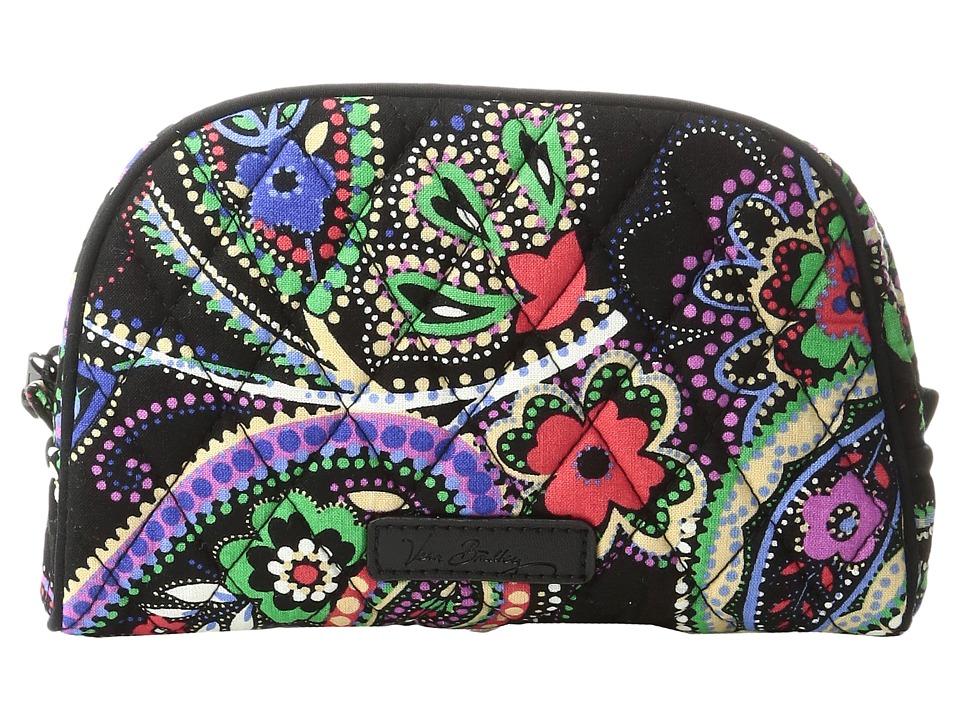 Vera Bradley Small Zip Cosmetic (Kiev Paisley) Cosmetic Case