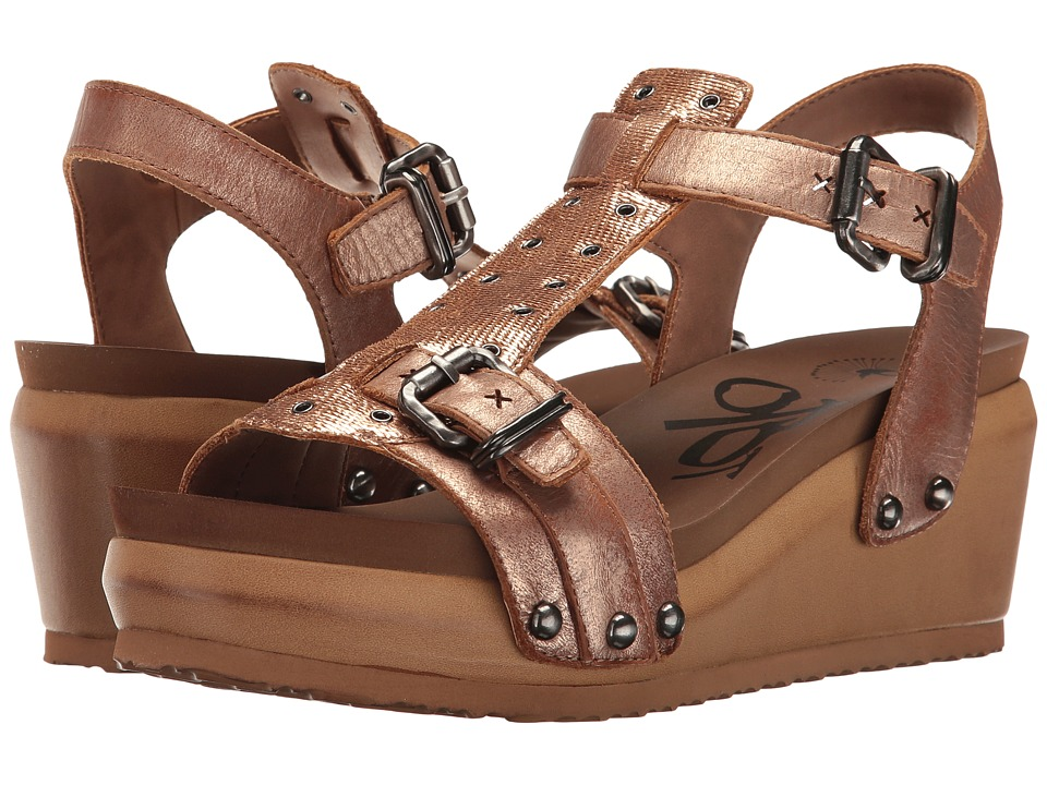 OTBT - Caravan (Copper) Womens Wedge Shoes