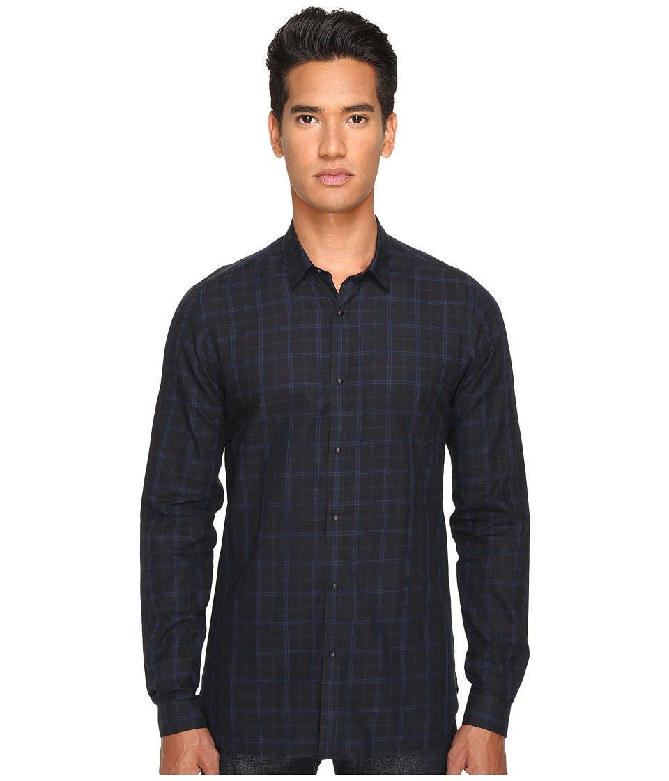The Kooples - Classic Fit Dark Room Shirt