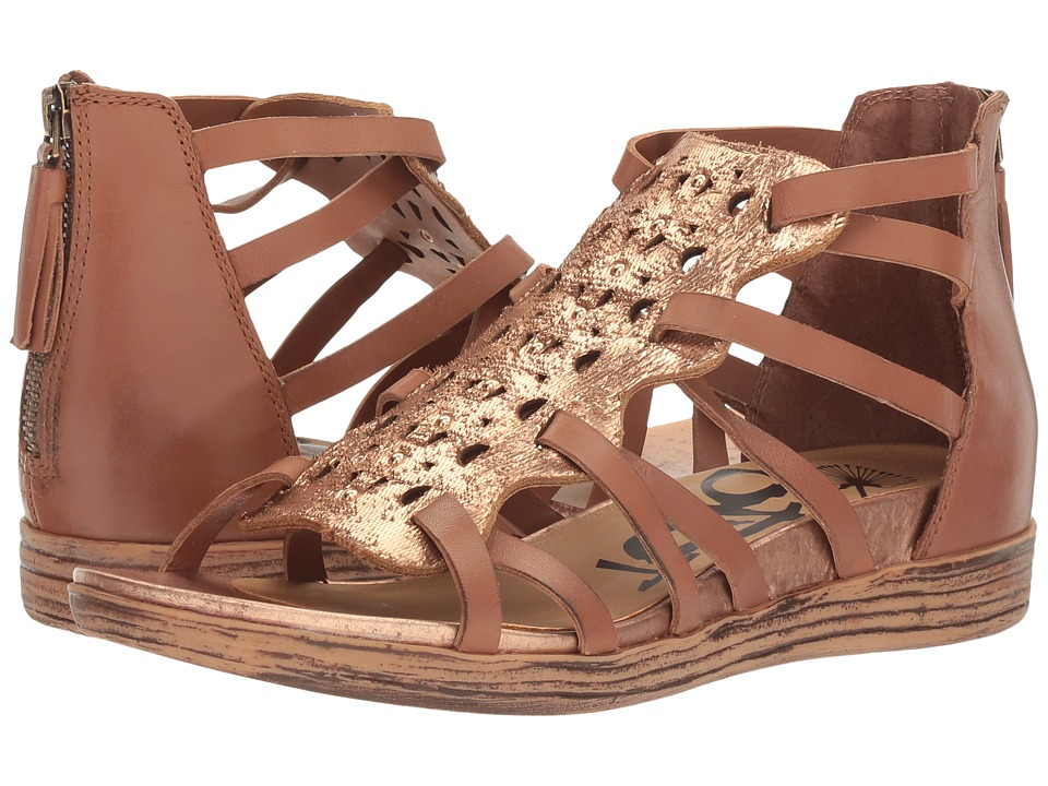 OTBT Bonitas (Copper) Women's Toe Open Shoes