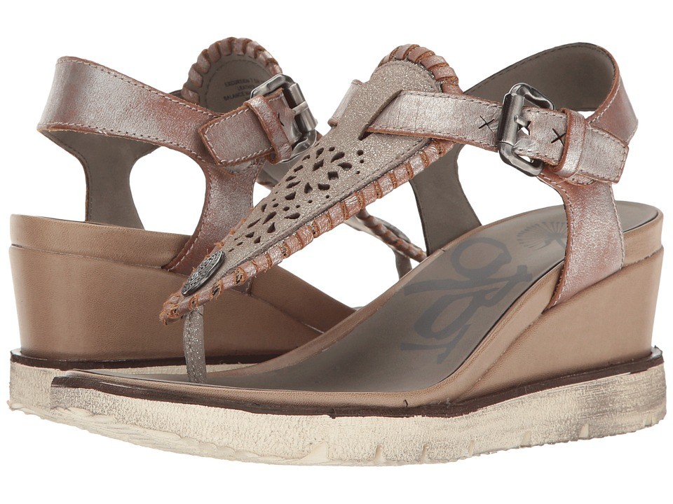 OTBT - Excursion (Grey/Silver) Women's Sandals