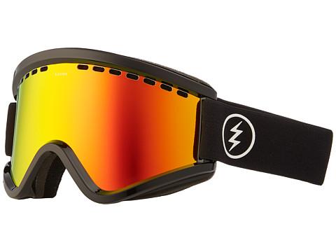 Electric Eyewear EG2 - Gloss Black/Brose/Red Chrome