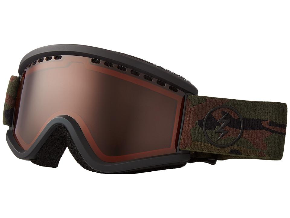 Electric Eyewear EGV (Youth) (Dark Camo/Brose) Goggles