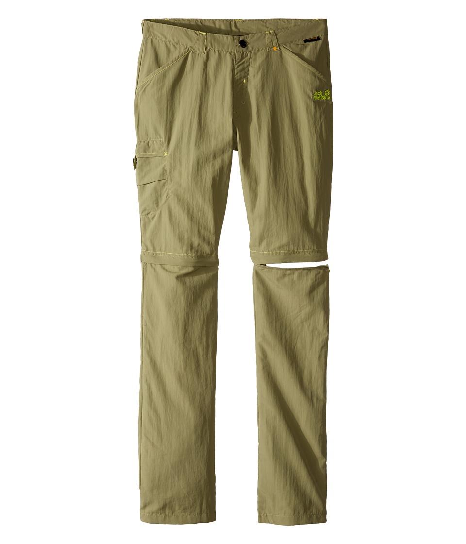 Jack Wolfskin Kids - Safari Zip Off Pants