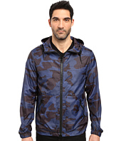 COACH - Packable Camo Windbreaker