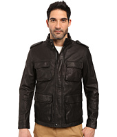 COACH - Harrison Leather Jacket