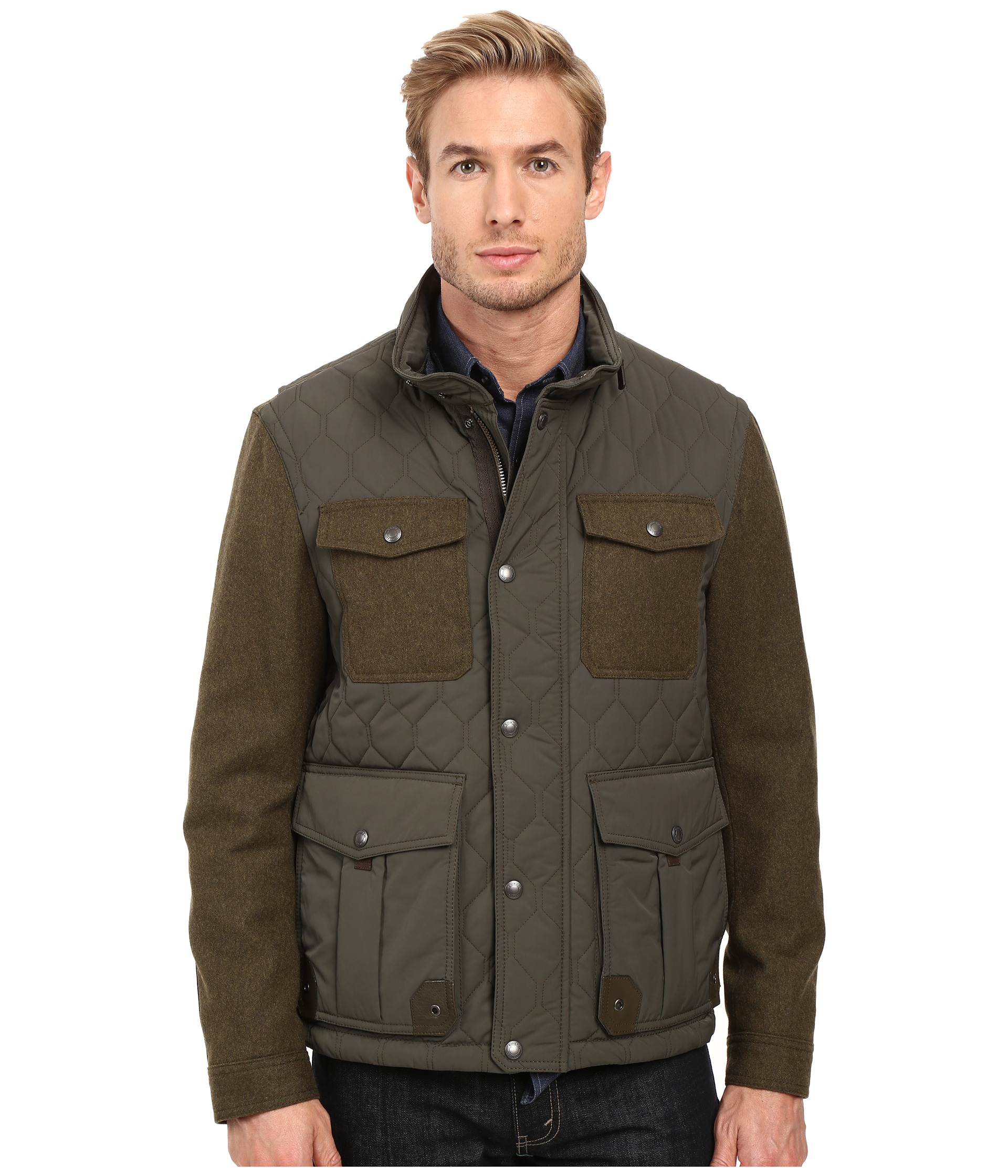 Coats & Outerwear, Men, Field Jacket at 6pm.com
