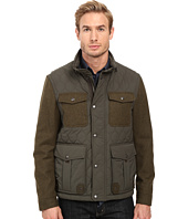 COACH - Wool Nylon Quilted Field Jacket