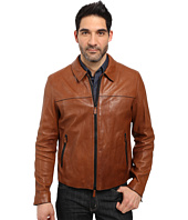 COACH - York Leather Jacket