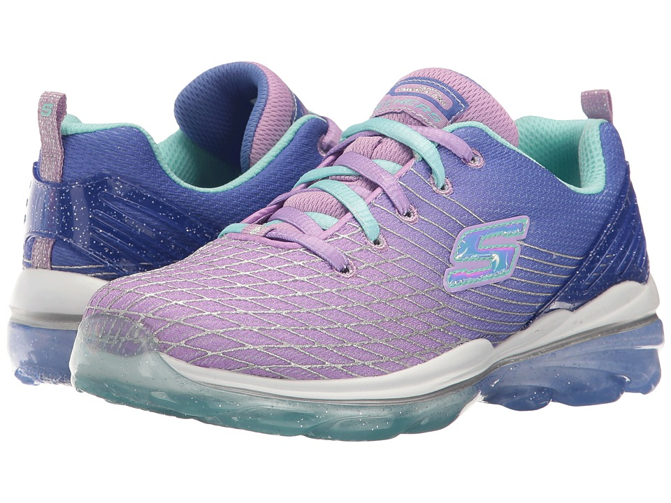 SKECHERS KIDS - Skech Air Deluxe 81195L (Little Kid/Big Kid) (Lavendar/Multi) Girls Shoes