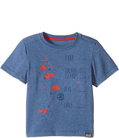 Jack Wolfskin Kids - Journey Tee (Infant/Toddler)