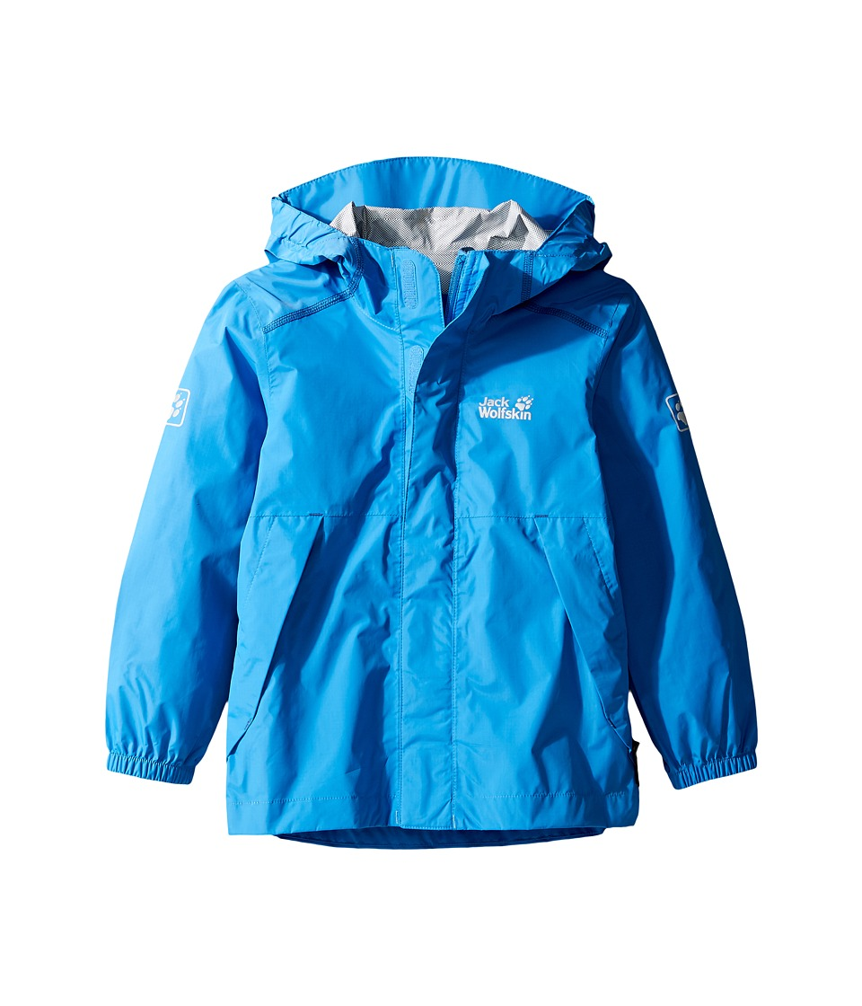 Jack Wolfskin Kids Cloudburst Jacket (Infant/Toddler) (Wave Blue) Boy
