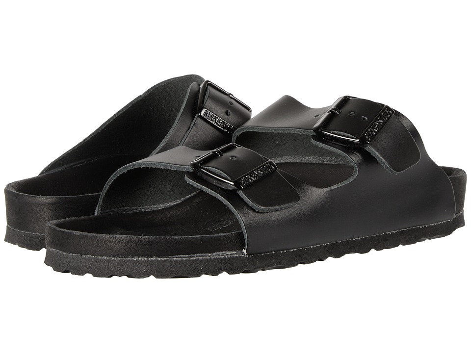 Birkenstock Monterey Exquisite Premium Collection (Black)...