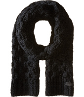 COACH - Honeycomb Hand Knit Scarf