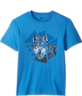Jack Wolfskin Kids - Wolf Tee (Little Kids/Big Kids)