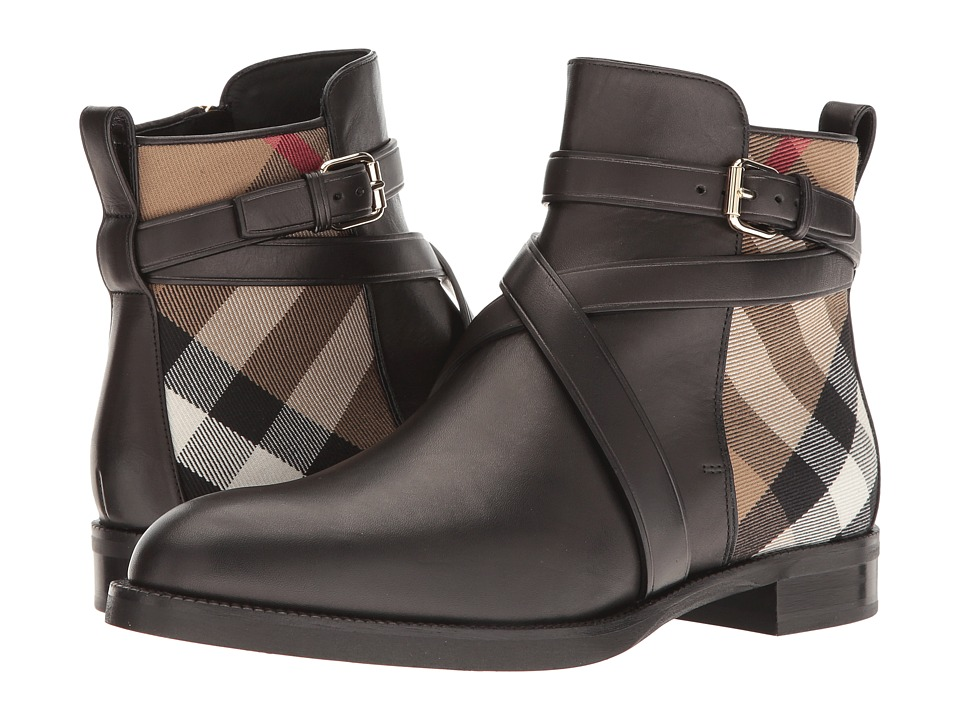 Burberry - Vaughn (Black) Womens Boots