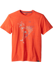 Jack Wolfskin Kids - Journey Tee (Little Kids/Big Kids)