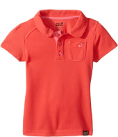 Jack Wolfskin Kids - Pique Polo (Infant/Toddler)