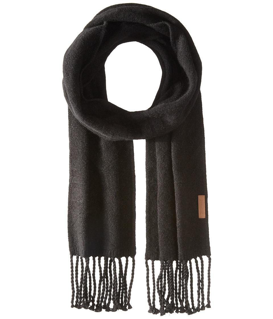 Pendleton - Cashmere Scarf (Black) Scarves