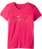Jack Wolfskin Kids - Brand Tee (Little Kids/Big Kids)
