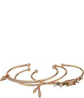 Vince Camuto - Set of 3 Delicate Cuffs Bracelet