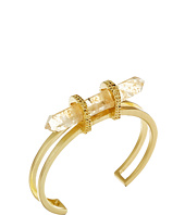 Vince Camuto - Crackle Glass Chard Cuff Bracelet