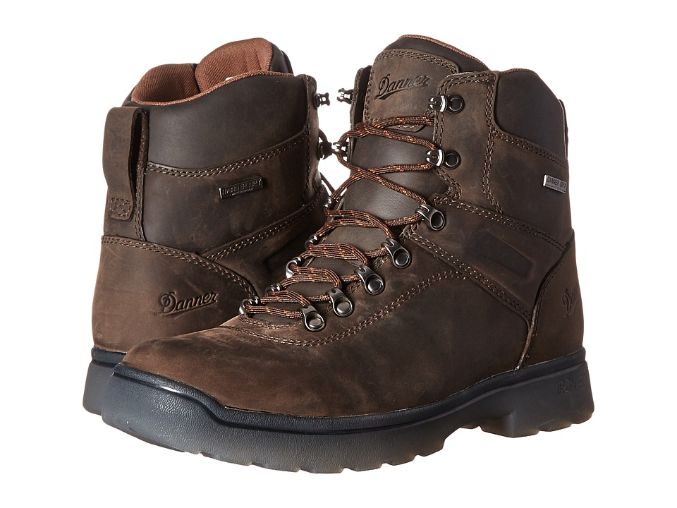 Danner - Ironsoft 6 (Brown) Men's Shoes