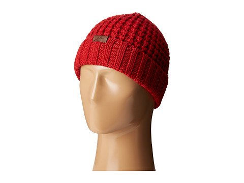 Pendleton Fitted Chunky Beanie - Red