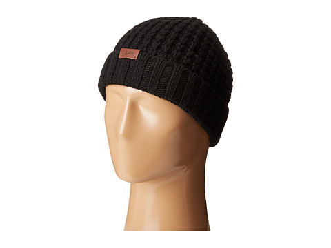 Pendleton Fitted Chunky Beanie - Black