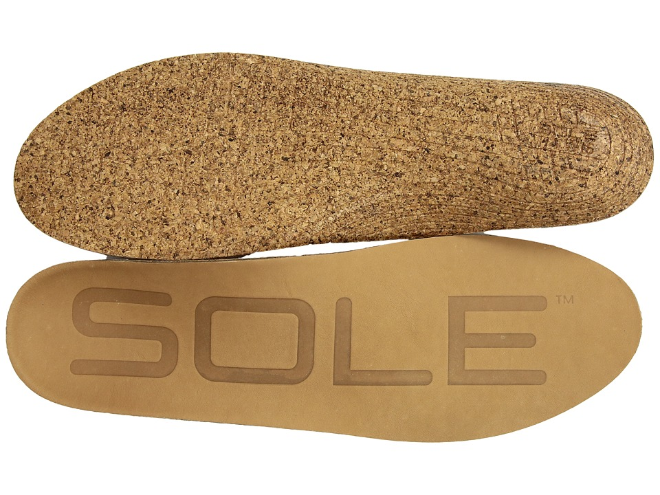 SOLE - Casual Thin (Light Brown) Insoles Accessories Shoes