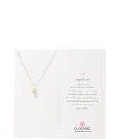 Dogeared - Angel Love Open Wing Pendant Necklace