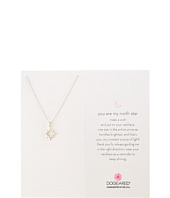Dogeared - You Are My North Star Open Star Pendant Necklace