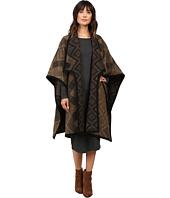 Pendleton - Suede Bound Blanket Wrap