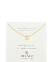 Dogeared - Little Bits of Happy Mini Anchor Soldered Necklace