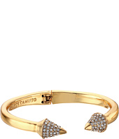 Vince Camuto - Pave Cone Hinged Cuff Bracelet
